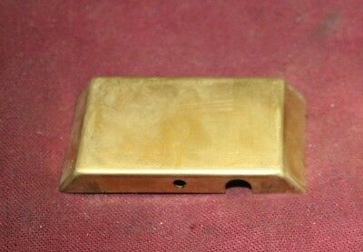 Webster M Mm Magneto Cover Gas Engine Hit Miss Throttle