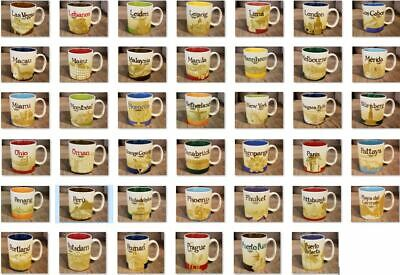 U PICK- Starbucks Mug Global City Icon Collector Series Mugs L-P 16oz most w/SKU