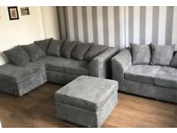 BEST OFFER 39%OFF DYLAN JUMBO CORD💯CORNER OR 3+2 SEATER SOFA SET AVAILABLE IN STOCK IN👑MANY COLOR
