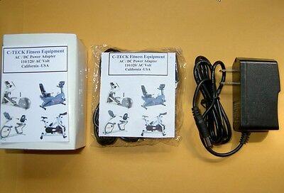 Ac Adapter For Schwinn A 213 , A25 ,145 & 170 Upright Bike Power Supply