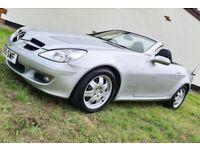 2005 Mercedes SLK200