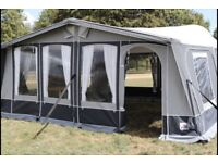 DORMEA ALL WEATHER FULL SIZE AWNING (17 ) ( 240 delux )