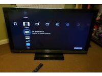 Sony Bravia 55 inch led 3D smart internet tv