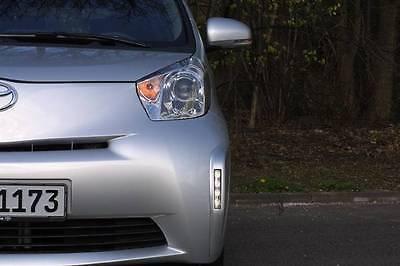 LED - Tagfahrlicht Toyota IQ Short Line 17° chrom gebraucht kaufen  Bergkamen