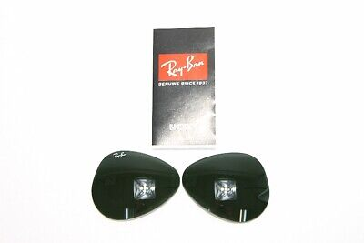 Ray Ban RB3025 3025 3026 RayBan Sunglasses Replacement Glass Lense Green (Ray Ban 3026 Replacement Lenses)