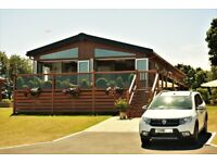 Luxury Glendale Holiday Lodge on exclusive leisure park.
