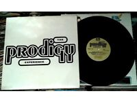 The Prodigy ‎– Experience, VG, repress from 2008, released on XL Recordings, Techno Rave Dance