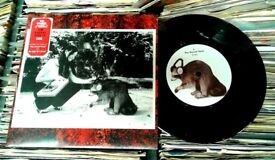 The White Stripes – The Denial Twist (Live), NM, 7 inch single, released in 2005, Alternative Rock