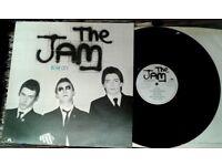 The Jam – In The City, VG, original released on Polydor in 1977, Mod Vespa Lambretta