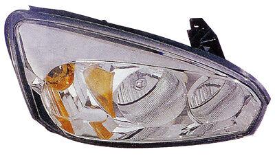2004-2008 Chevrolet Malibu/Maxx Passenger Right Side Headlight Lamp Assembly