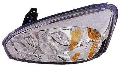 2004-2008 Chevrolet Malibu/Maxx Driver Left Side Headlight Lamp Assembly