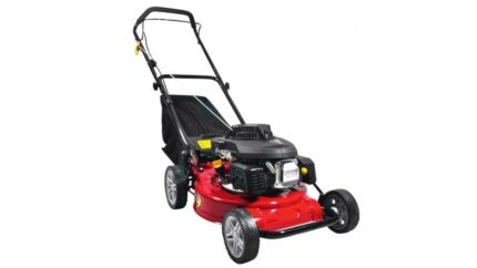 """PARKLANDER FREE FIRST SERVICE WALLABY JNR 16"""" PUSH MOWER Campbelltown Campbelltown Area Preview"""