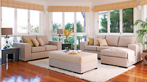 3 Piece Fabric Lounge Suite Harvey Norman Eastwood Ryde Area Preview