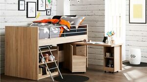 Single bailey mini sleeper loft bed SYDNEY DELIVERY & ASSEMBLY Windsor Hawkesbury Area Preview