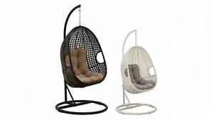 Black Egg Chair Mawson Lakes Salisbury Area Preview