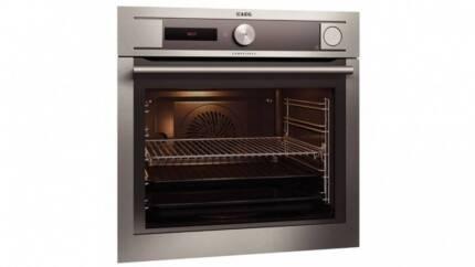 NEW - AEG ProCombi Steam Oven - 24 Function