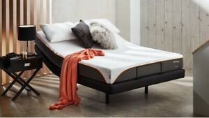 King Split // 2 x Adjustable Bed and mattresses almost new