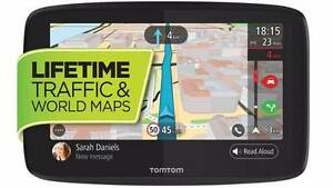 TomTom Go 620 GPS Navigator - NEAR NEW Point Cook Wyndham Area Preview