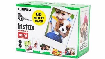 Fujifilm INSTAX Film Mini - 60 Pack