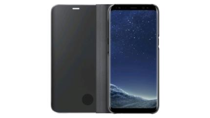 Samsung Galaxy S8+ Clear View Phone case
