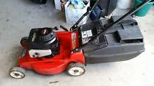 Rover Easy Start Push Mower Roxburgh Park Hume Area Preview