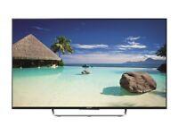 Sony Full HD Smart LCD TV 50 inches. Full HD LED screen. X-Reality Pro, 4 x HDMI