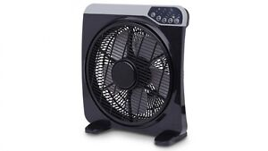 Black Fan with Remote Paddington Eastern Suburbs Preview
