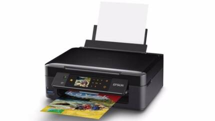 Cheapest Almost a brand new Epson Printer/scanner with free stuff Cannington Canning Area Preview