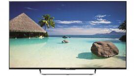 Sony Full HD Smart LCD TV 50 inches. Full HD LED screen. X-Reality Pro, 4 x HDMI. New in box