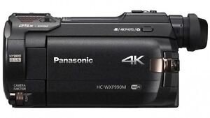 Panasonic Camcorder 4K Ultra HD Camcorder HC-WXF990M Lenah Valley Hobart City Preview