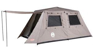 Tent - Coleman Instant Up 8 Bardon Brisbane North West Preview