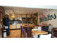 Mexigo Southampton Burrito Bar Now Recruiting Front of House Full Time Staff