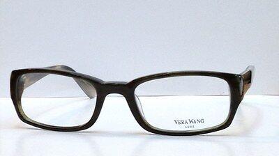 VERA WANG Eyeglasses  Josette  Green Marble  NEW!