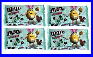 4-bags-M-M-S-Chocolate-Candies-Coconut-Limited-Edition-11-4-oz-each-NEW-fresh