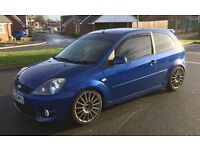 Ford Fiesta ST 150 spare and repairs