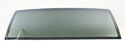 Fits 99-06 Silverado Sierra Pickup Rear Window Back Glass Stationary Privacy