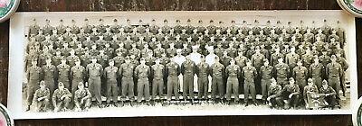 Vintage 1950 US Army KOREAN WAR ~ 40th INFANTRY DIVISION PHOTO ~ Camp Cooke