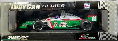 Tony Kanaan 7/11 - 2004 Indycar Series Champion GreenLight 1:18