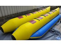 NEW 10 Person Towable Inflatable Banana - Commercial Quality
