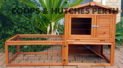 FREE DELIVERY, BRAND NEW ASSEMBLED RABBIT / GUINEA PIG HUTCH