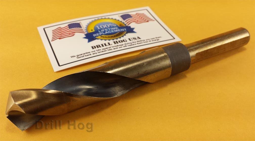 """Drill Hog USA 3/4"""" Drill Bit 3/4"""" Silver & Deming Drill Bit"""