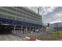 ***CENTRAL MILTON KEYNES***Secure, Gated, Open Air Parking Spaces, Next to***THE HUB*** (4096)