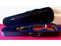 Stringers 3/4 Prima Violin in excellent condition