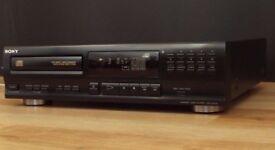 SONY CDP-M302 High Density hifi compact disc CD Player