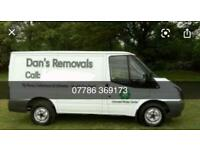 Van removal Van driver