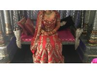 ** BEAUTIFUL RED LENGHA FOR SALE**