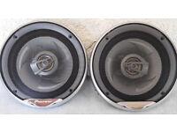 Pioneer car speakers - £20 per pair