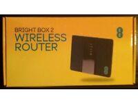 'Bright Box 2' Wireless Router (boxed)