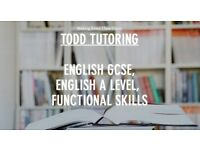 English Tuition (Yr7-Yr13, GCSE Re-sits, proofreading and personal statement help)