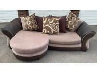 Dfs 4 seater sofa with cushions
